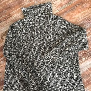Chaps Cowl Neck Sweater